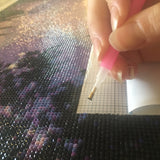 full coverage diamond painting