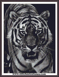 I Am Tiger 5D Full Coverage Diamond Painting Kit
