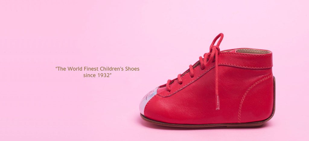 The World Finest Children's Shoes since 1932