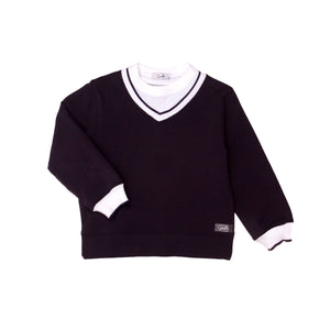 ST. TROPEZ JUMPER WITH T-SHIRT