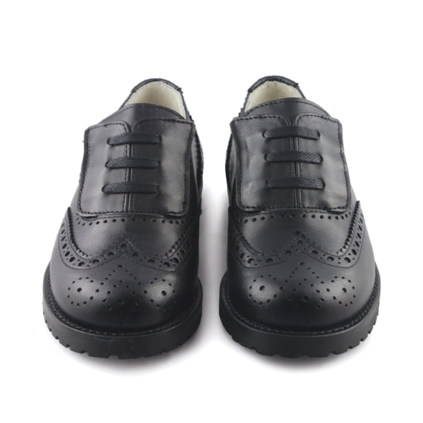 LOMBARDIA OXFORD SHOES