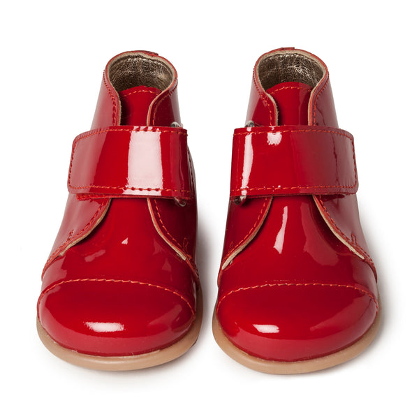 MODERNO RED BOOTS