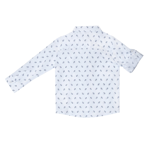 NAXOS ANCHOR SHIRT