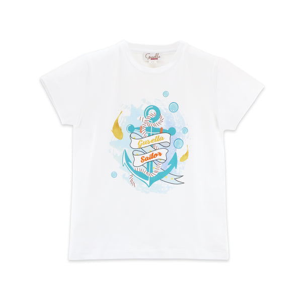 ATENE ANCHOR T-SHIRT