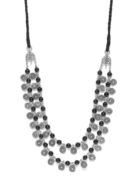 Infuzze Alloy Necklace - L024