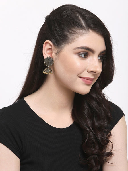Infuzze Gold Earrings