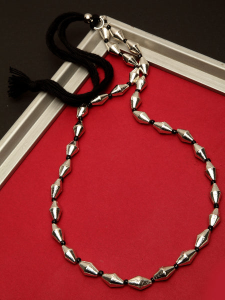 Infuzze Silver Handcrafted Necklace