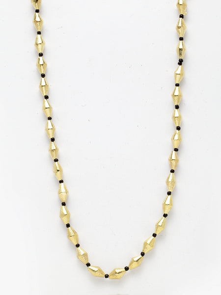 Infuzze Gold Handcrafted Necklace