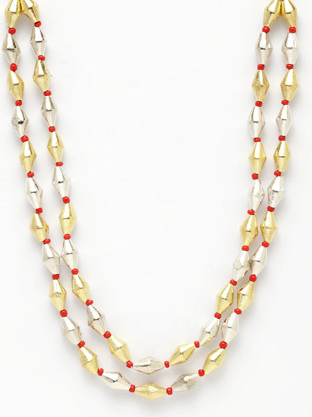 Infuzze Multi Layered Necklace