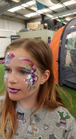 6 week face painting course- Telford