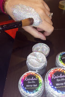 Rainbow Sparkles Gels in Pots (Paste)