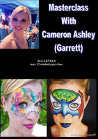 Cameron Ashley (Garrett) Master Classes