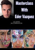 Master Classes with Eder Vazquez
