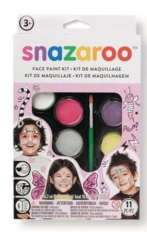 Snazaroo Boxed Kits