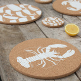 Cork Mats | Lobster