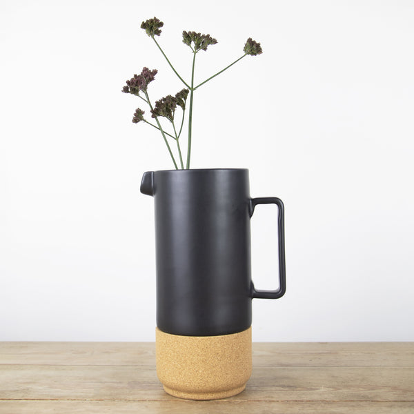 Large Jug | Matt Black