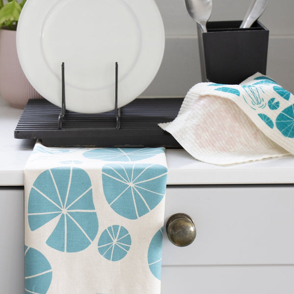 Organic Tea Towel | Wild Swimmers
