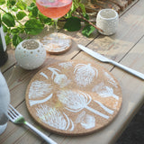 Country Mix Set Placemats & Coasters
