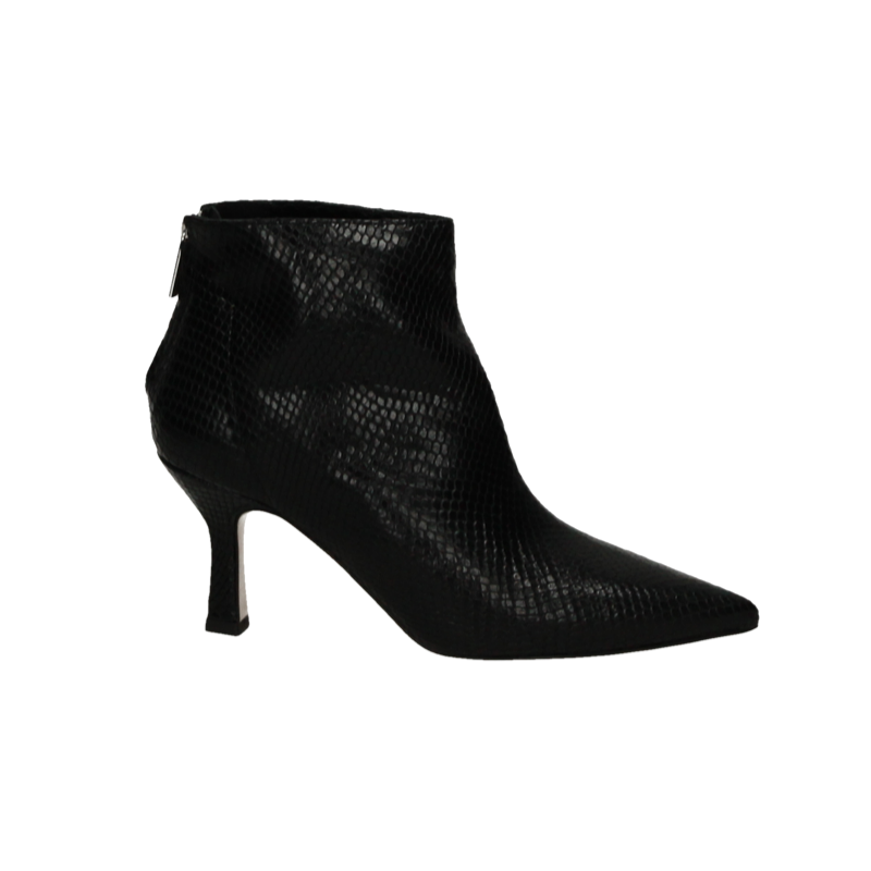 Snake Ankle Boot