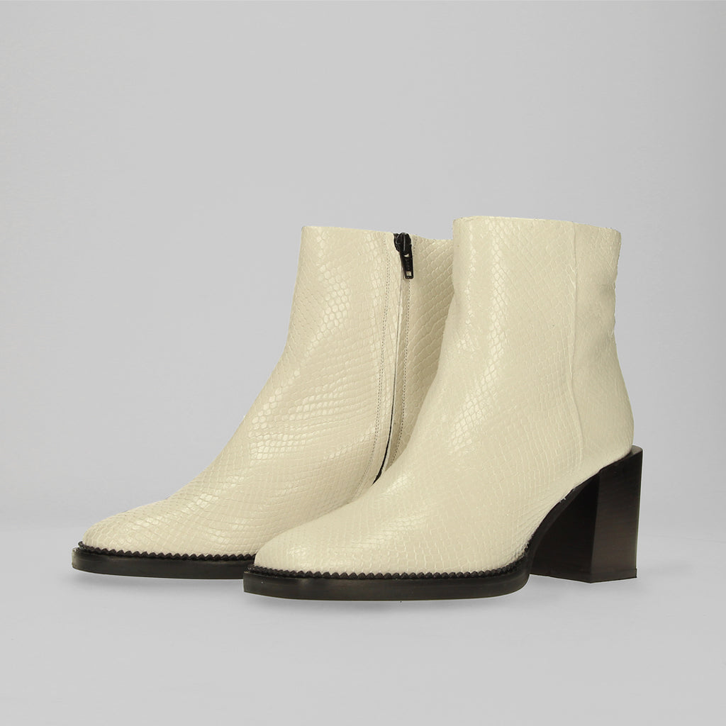 Seven Square Ankle Boot