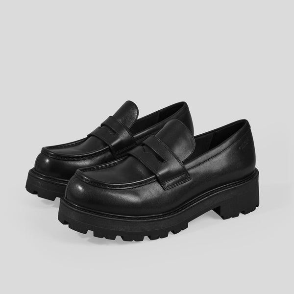 Vagabond Shoemakers Cosmo 2.0 Loafer Black