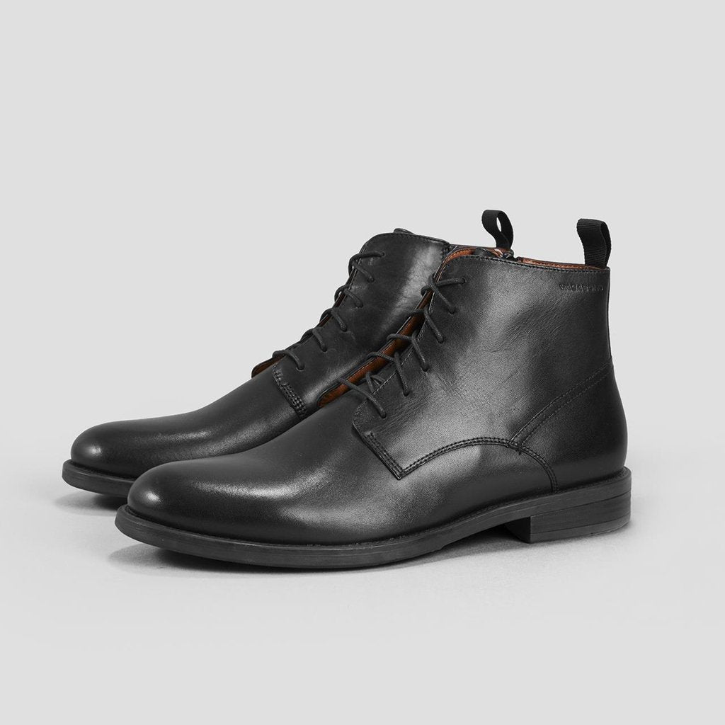 Salvatore Leather Boot