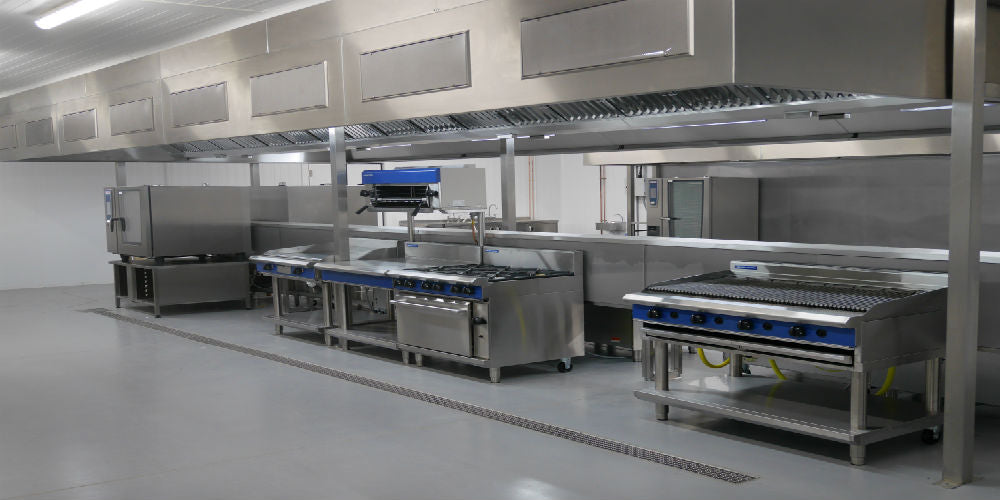 Food Production Kitchen