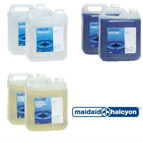 Maidaid Ancillaries Pack, Super Rinse Aid, Detergent and Salt Tablets