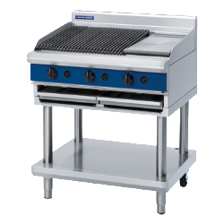 Blue Seal Evolution Series G593-LS 450mm Gas Chargrill