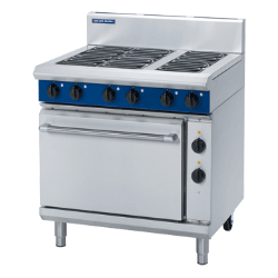 Blue Seal Evolution 900mm Electric Range Static Oven