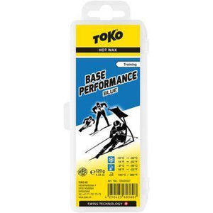TOKO Base Performance Blue Training Hot Wax 120g - {{ variant.title }} - outletking.ch