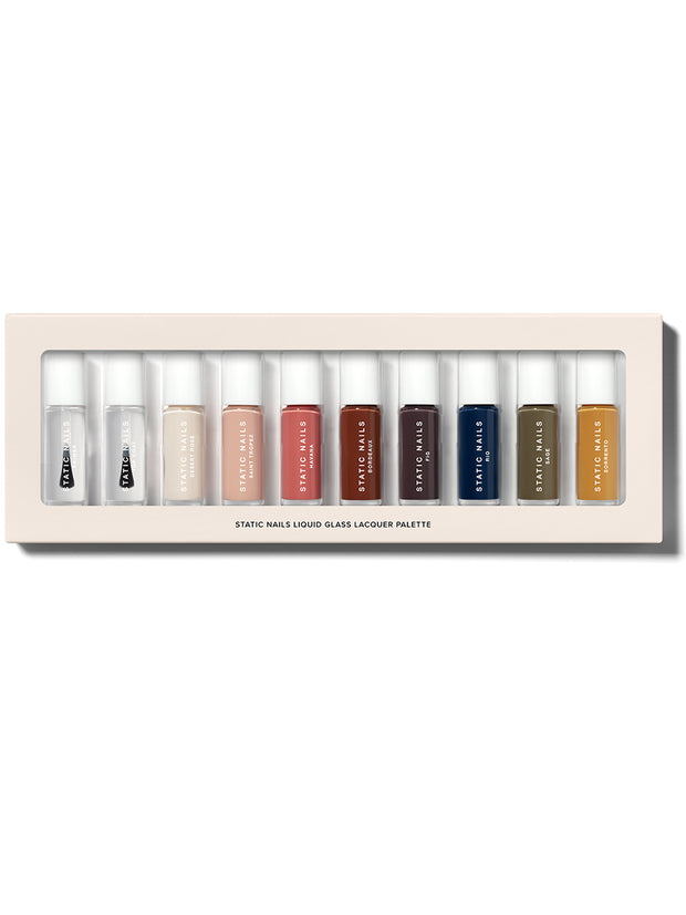 Color - Liquid Glass Lacquers