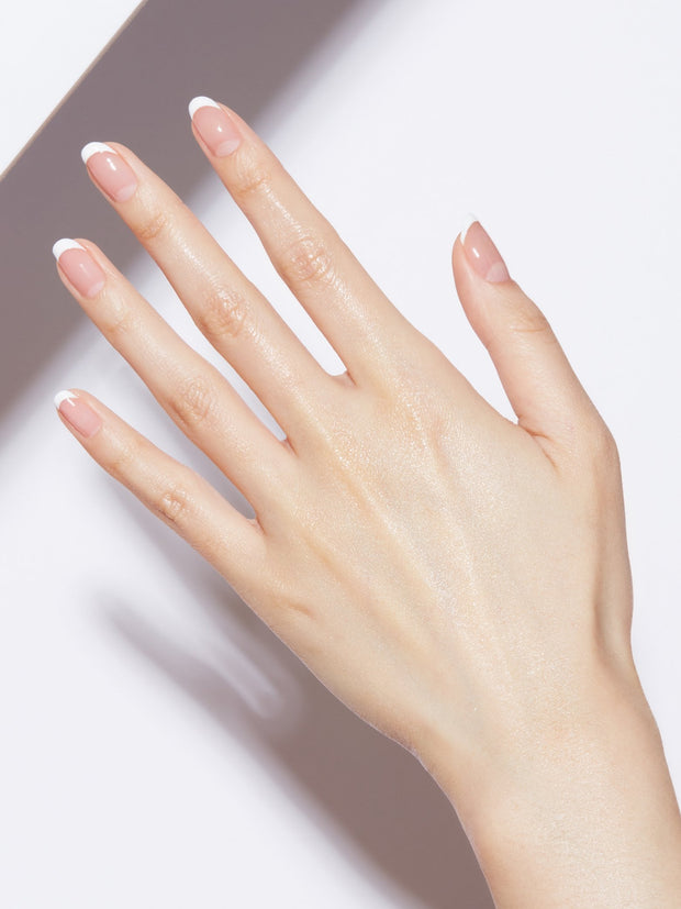 LIQUID GLASS LACQUER FRENCH MANICURE KIT ($80 Value)