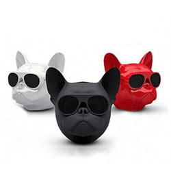 Wireless Bluetooth Bulldog Speaker