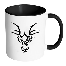 Dragon Tattoo Mug