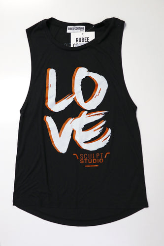Sculpt Love Logo Tank