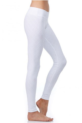 Beyond Yoga - Ess Legging in White