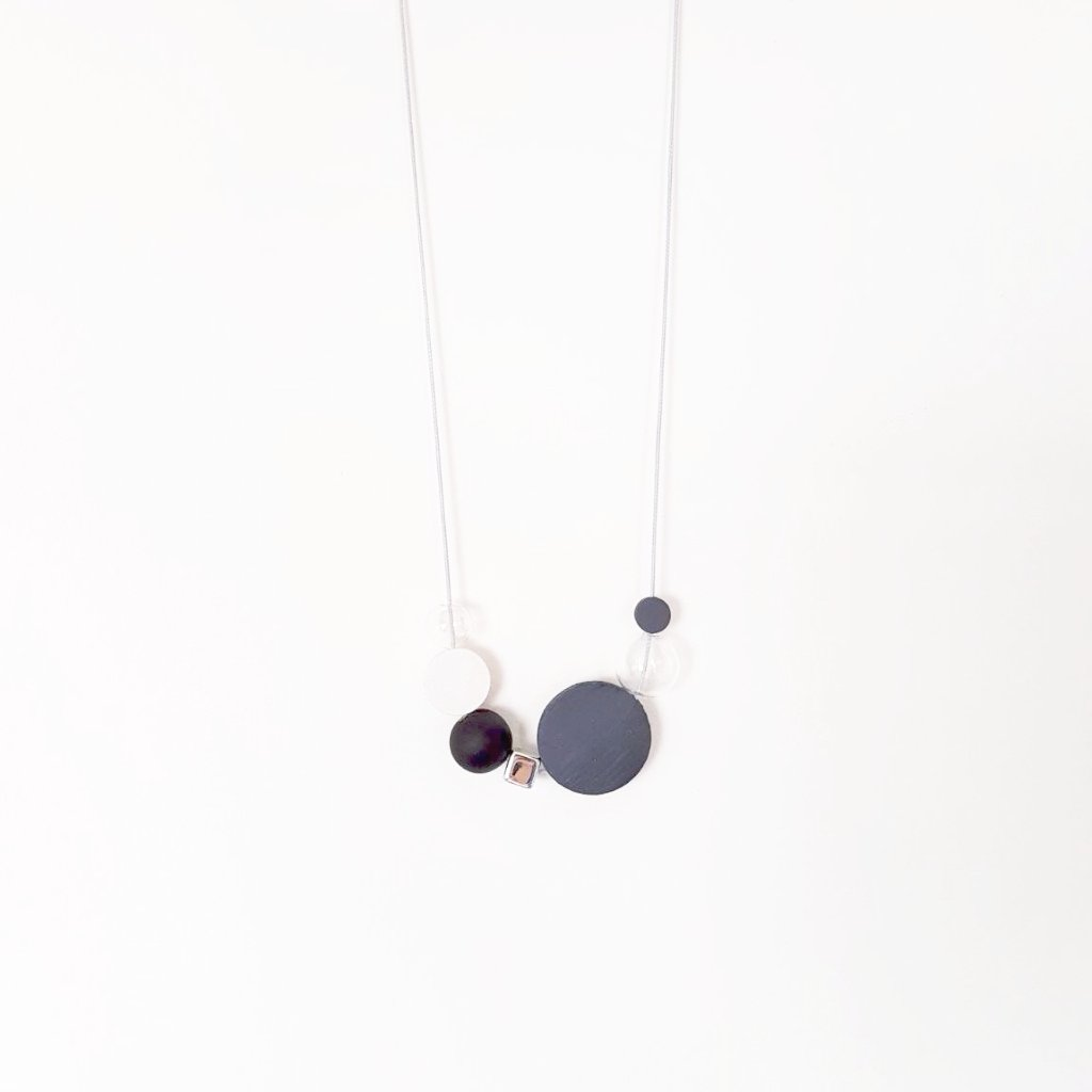 A/S Necklace - Hey Grey