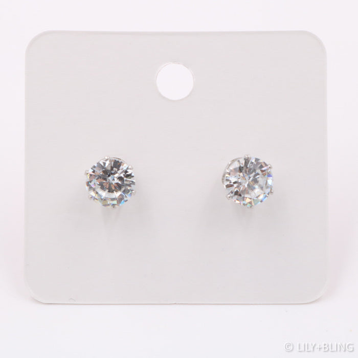 One in a Million Glass Ball Earrings