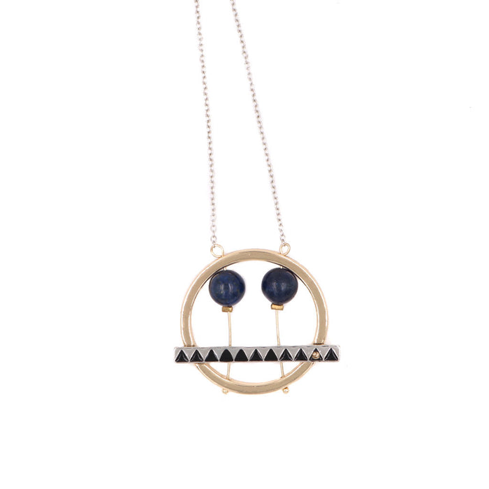 Amelia Blue Necklace