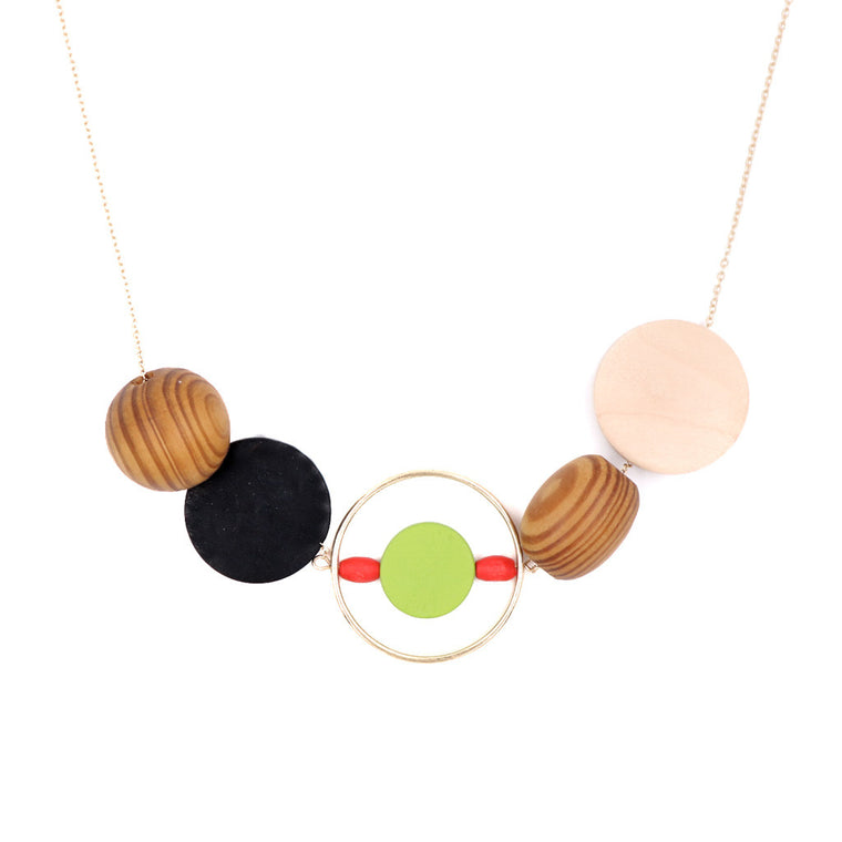 Polly Cerchi Necklace