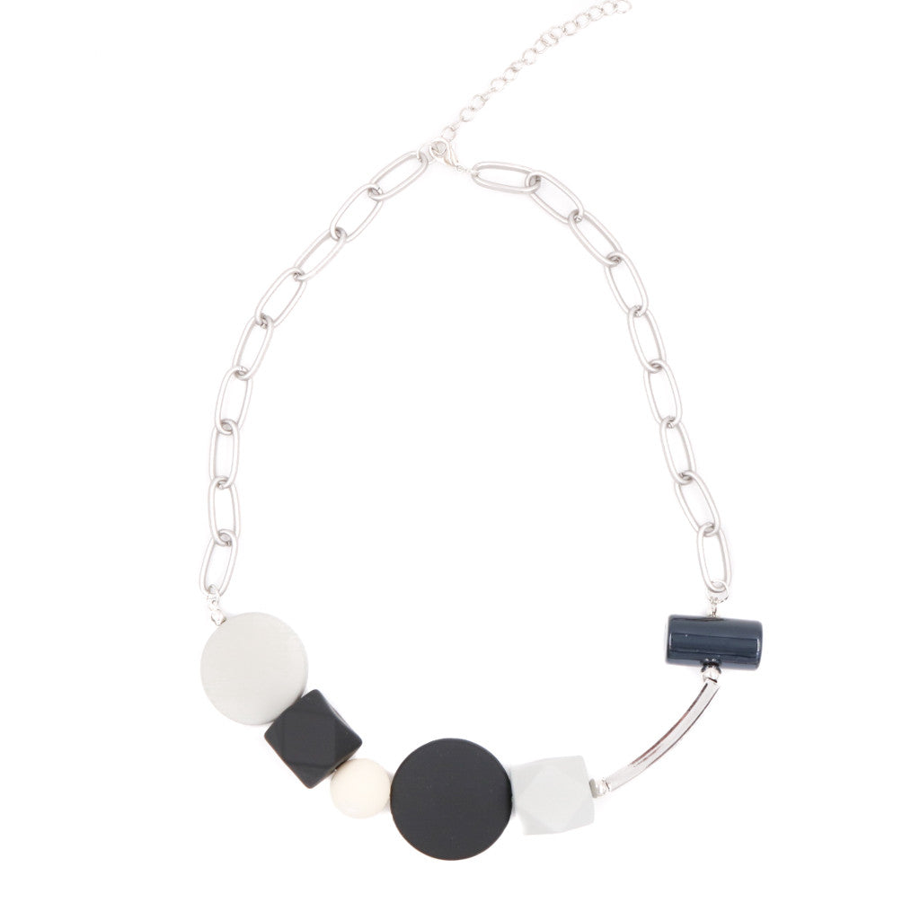 BACK IN STOCK: Josephine Geometric Necklace - Restocked