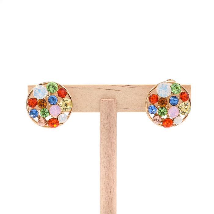 Chupa Gems Earrings in Flowers Spring