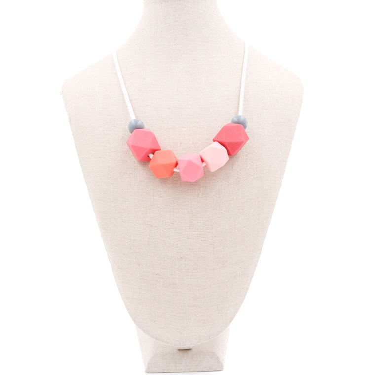 BACK IN STOCK: Handmade Bébé Necklace in WPG - Restocked