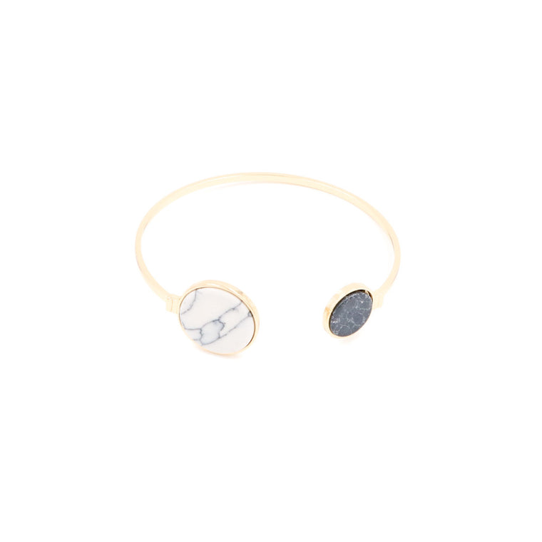 Arianda Mix Marble Bangle
