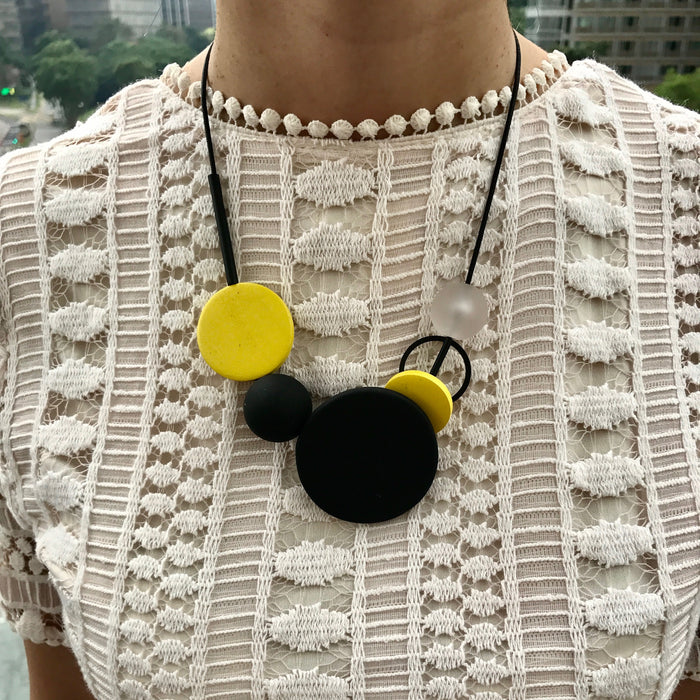 Circa 98 Necklace - Bee