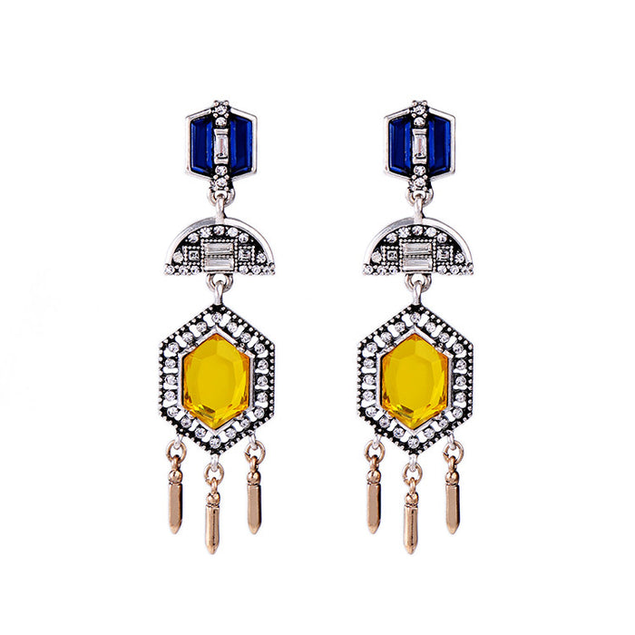 LUXE: Carrie Epitome Earrings