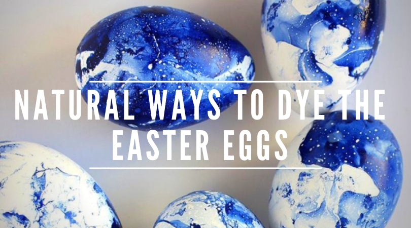 Best natural ways to dye the Easter eggs!🐣🌿 + Easter Treat!😻