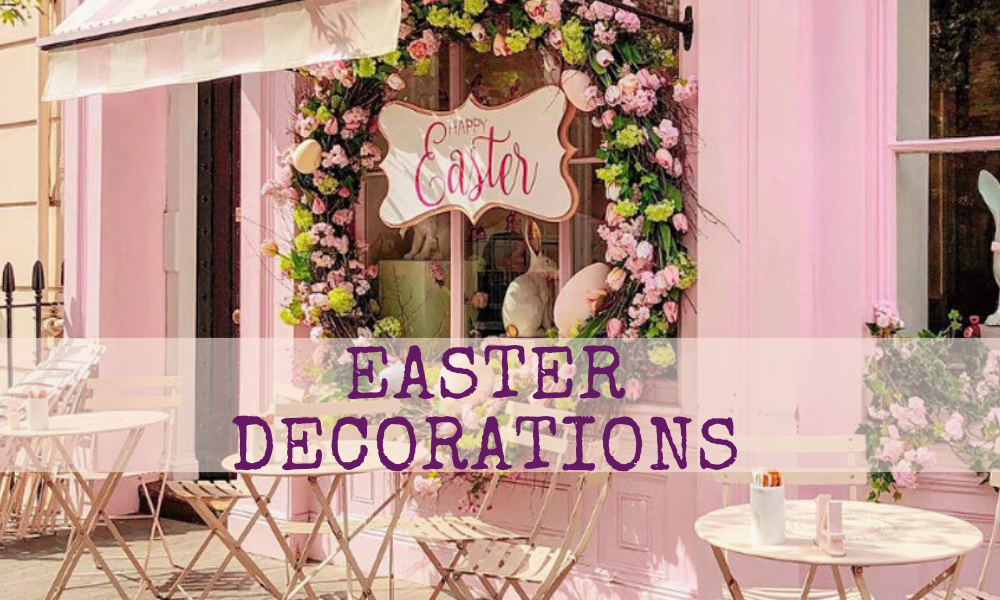Best Decor ideas for Easter 2020!
