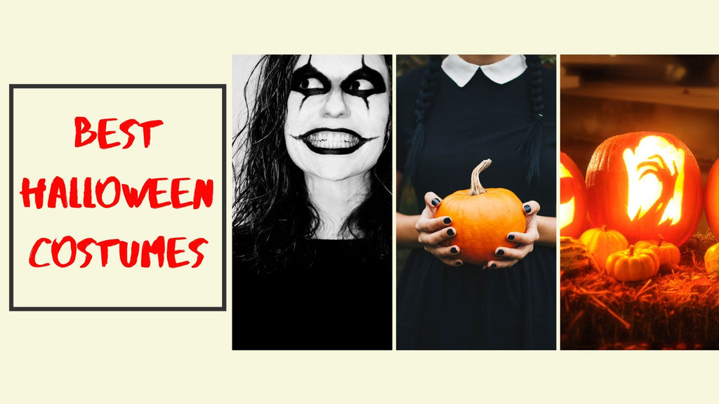 Trick or Treat?👀👻 Best Last Minute Halloween Costume Tips! 🎃